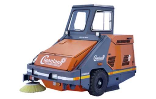 GL-Shakti-009 Premium Road Sweeping Machine