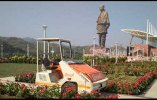 Statue of Unity - Cleanland Rentals